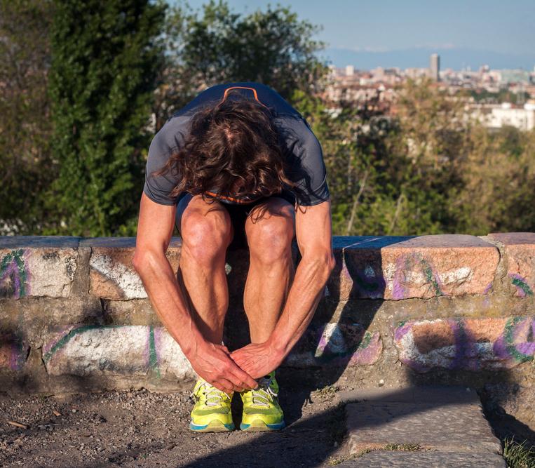 Zu schnell und zu viel? – 5 Fragen woran du merkst, ob du dich beim Laufen überforderst.