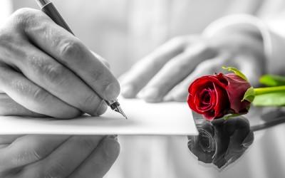 Liebe Führungskraft, schreiben Sie sich einen Liebesbrief!