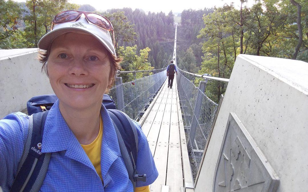 #EchtMutig No1 – Heike Tharun