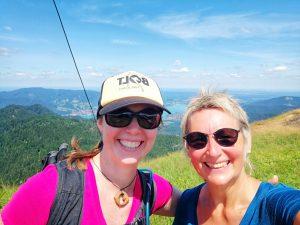 Höhenangstraining am Hirschberg